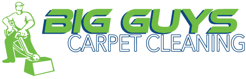 Big Guys Carpet Cleaning, Logo